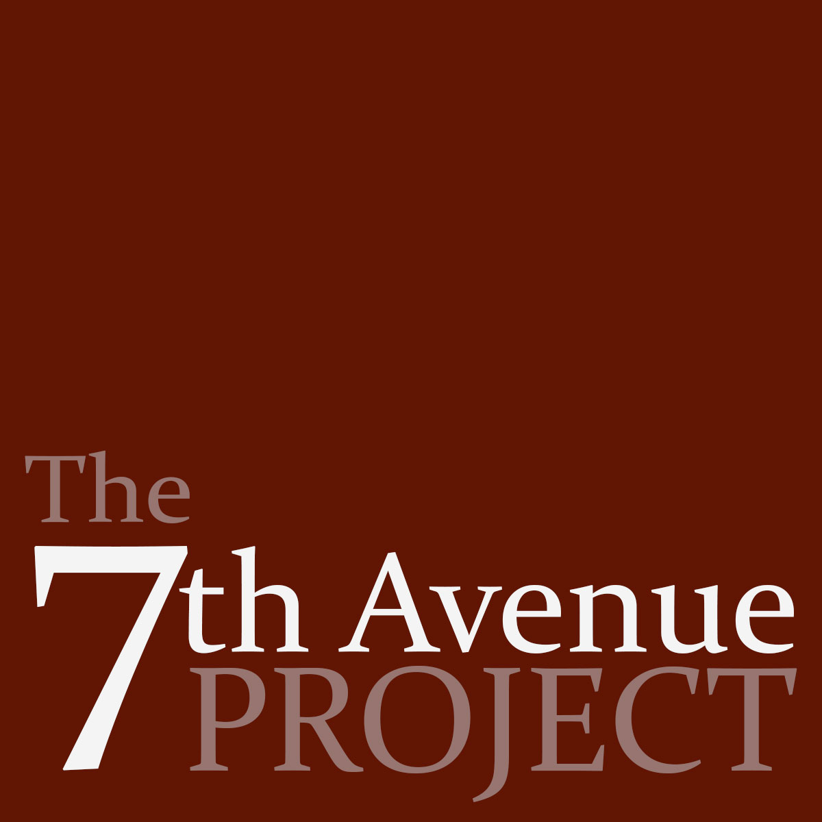 The 7th Avenue Project